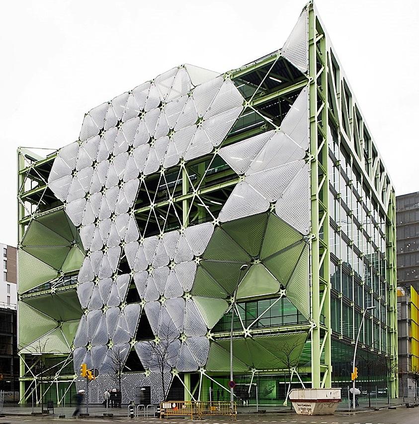Deconstructivismo glosario ilustrado de arte arquitect nico for Articulos de arquitectura 2015