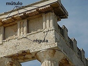 régula templo Afaya