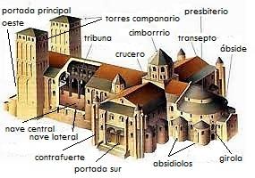 románico santiago